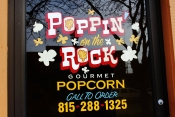 Poppin on the Rock Gourmet Popcorn Shop