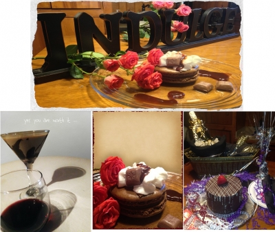 Hickory Hideaway - Chocolate Indulgences Packages