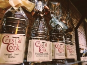 The Crystal Cork Wine Shoppe
